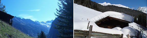 A huge number of destinations for excursion awaits you in the Zillertal.